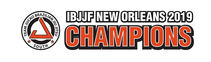 IBJJF New Orleans 2019 Champions