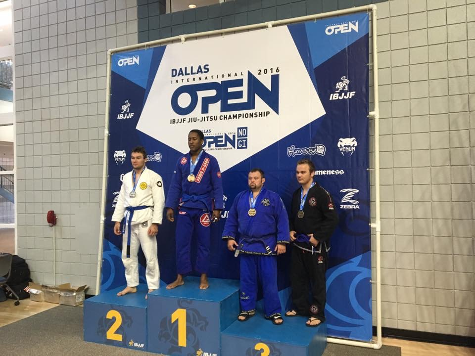 Dallas Open Winners